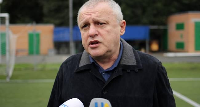 Суркис: Почему бюджет «Динамо» уменьшился в два раза? Спросите у «кондитера», который ограбил клуб