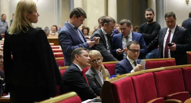 Партия Тимошенко начала сыпаться: Богданов рассказал, как Ляшко должен спасти бывшую коллегу