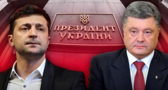 Зеленский хочет убрать Порошенко с политической арены, чтобы ему никто не мешал вести Украину в лоно «русского мира» - Синютка