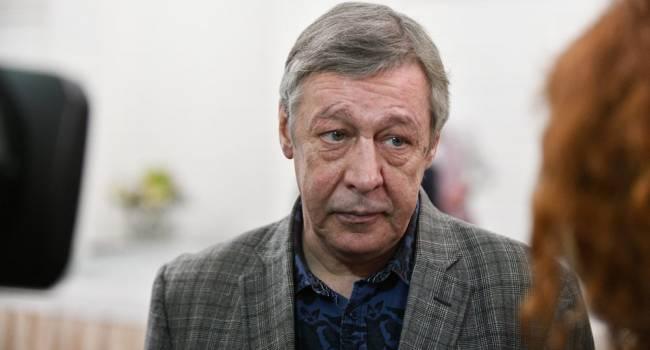 Адвокат прокомментировал новость о том, что Ефремов якобы пытался повеситься после смертельного ДТП