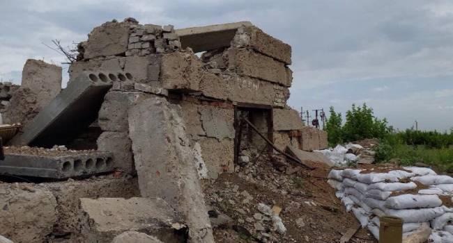 ВСУ раскатали позицию военных РФ на Донбассе минометами – Ходаковский
