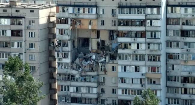 Омелян: без реформирования такие взрывы, как на Позняках, будут каждый день