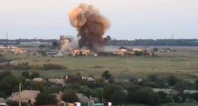«Визги и крики, все взлетело в воздух. Вряд ли кто-то выжил...»: ВСУ ответным огнем разорвали позиции россиян на Донбассе
