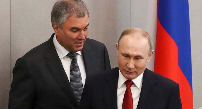 Путин не исключает, что в очередной раз станет президентом России