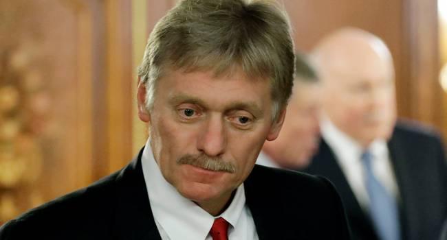 Песков заявил о потенциально опасной ситуации на Востоке Украины