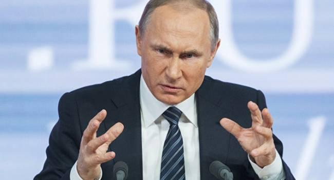 Путин снова предложил западным лидерам поделить территорию Украины