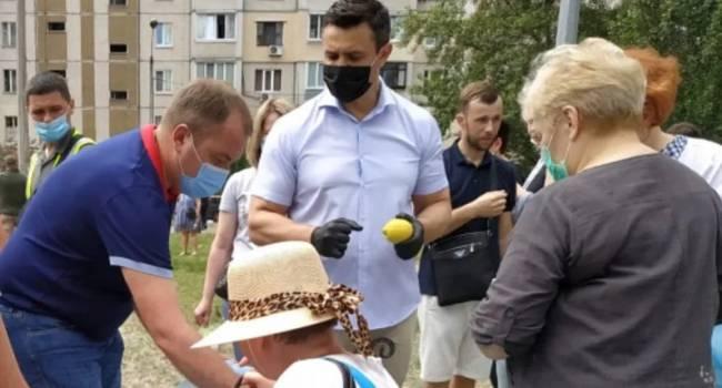 Высоцкий: если можно было бы вывести единицу измерения политической тупости, то она бы носила имя Николая Тищенко