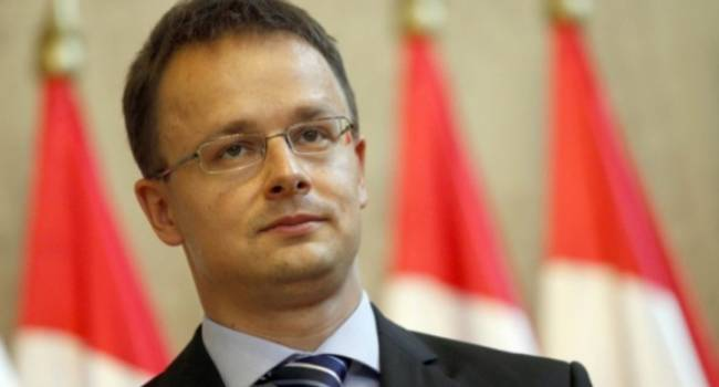 Сийярто должен прибыть с визитом в Киев – министр