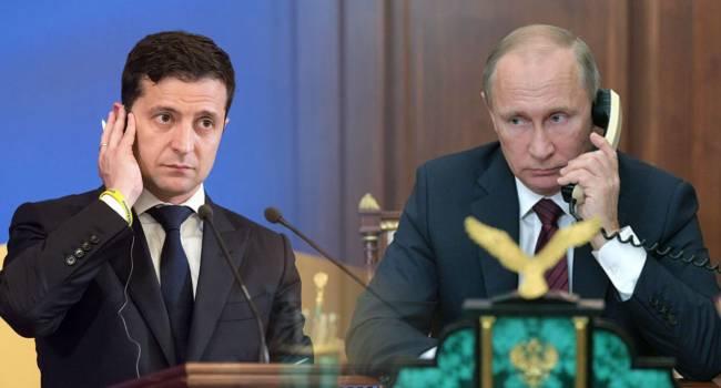 Зеленский: У меня не было времени для того, чтобы выбирать - верить Путину, или нет