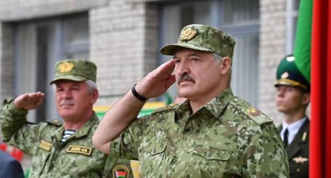 Лукашенко отдал приказ наращивать обороноспособность Беларуси