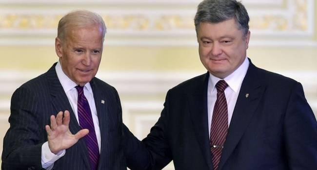 «Международный преступный картель, выкачивающий деньги из Украины»: Эксперт прокомментировал записи разговоров Порошенко и Байдена