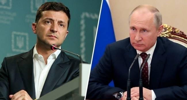 Блогер: могу заверить Верховного потерпевшего – ни о каком мире с ним Путин ни минуты не думал