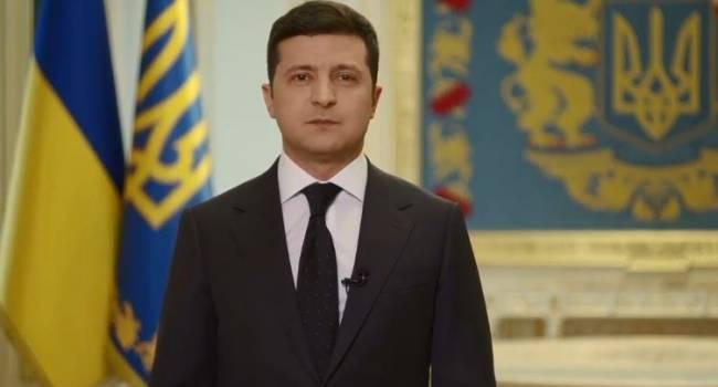 Зеленский прервал почти месячное видеомолчание обращением к дальнобойщикам со словом «засранцы»