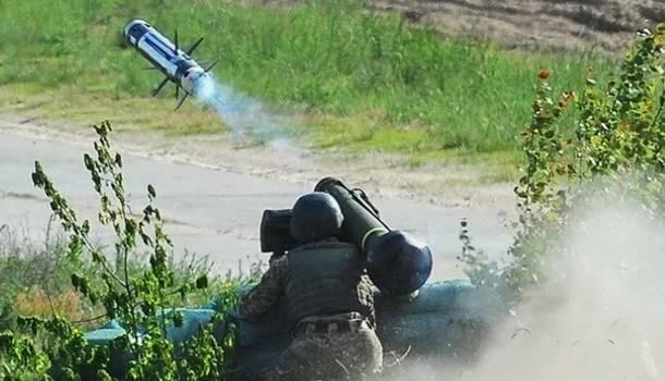 Украинская армия получила новейшие образцы ракет Javelin стоимостью 27 млн. долларов