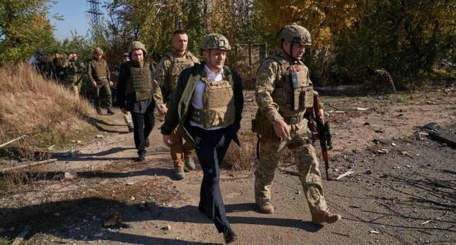 «План отсутствует»: политолог объяснил заявление Зеленского о выходе из Минских соглашений