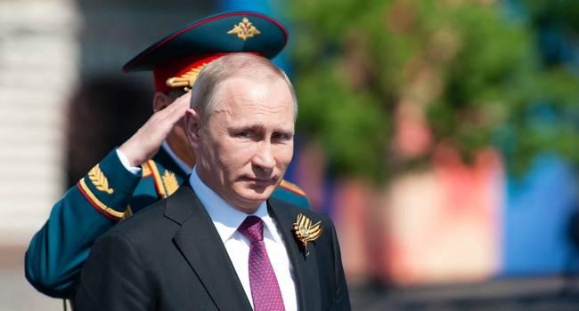 Портников: Преступный парад только лишь подчеркнул международную изоляцию «Деда Победа», как иронично называют постаревшего Путина россияне