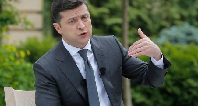 Сазонов: Если говорить об украинских дальнобойщиках, то здесь я полностью согласен с Зеленским