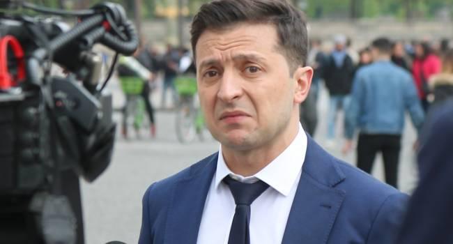 Эксперт: Зеленский и его команда сделали все возможное для того, чтобы их рейтинг упал