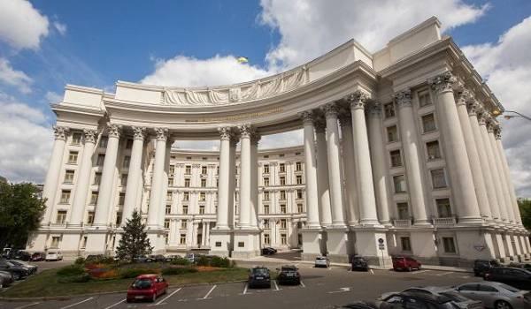 МИД Украины направил Москве ноту протеста из-за проведенного «парада» в Крыму