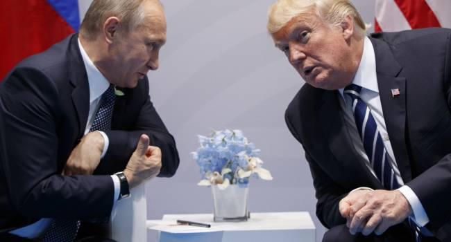 «У Трампа даже нет навыка осмысления»: политолог рассказал об отношении президента США к Путину