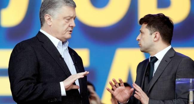 Гончаренко: Сегодня все вопросы, которые Зеленский задавал на стадионе Порошенко, можно ставить ему самому. Причем, у президента нет ответов на эти вопросы