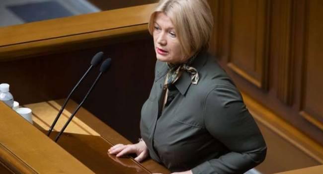 Геращенко: 1000 инфицированных в день кардинально изменит эпидемиологическую ситуацию и будет означать сигнал SOS