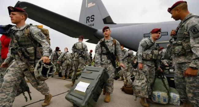 Эксперт: 1000 военных из контингента США, сокращаемого в Германии, пойдет в Польшу. Самое смешное, что заплатит за это сама же Германия