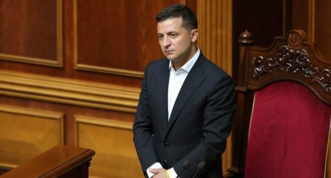 Фесенко: По итогам досрочных парламентских выборов Зеленский рискует утратить свое большинство в Раде следующего созыва