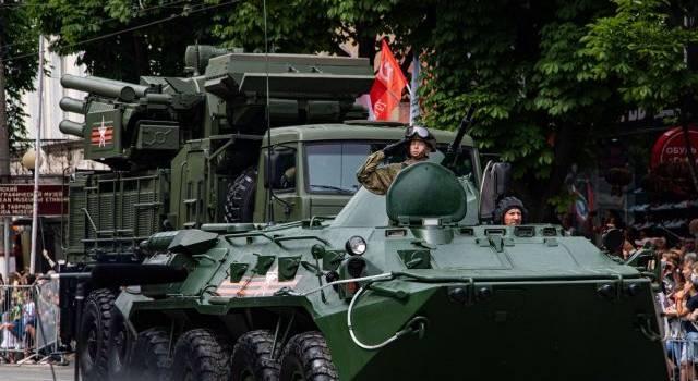 Военные учения «Кавказ-2020»: Россия может захватить дамбу в Херсоне и пустить воду в Крым – США