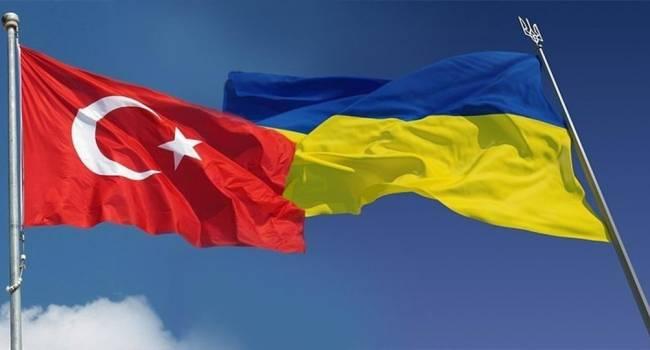 Турция направляет ВСУ помощь в десятки миллионов долларов
