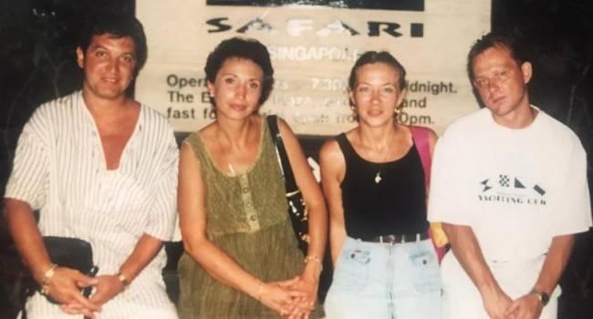 «Осветленная туземка»: пользователей поразил снимок Аллегровой, сделанный на райском острове