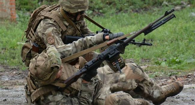 «Наемники Путина шокированы»: ВСУ разбирают по кирпичикам позиции боевиков Донбасса