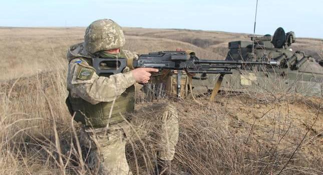 На Донбассе развязался тяжелый бой. ВСУ понесли потери, но ответным огнем «заткнули» российских военных