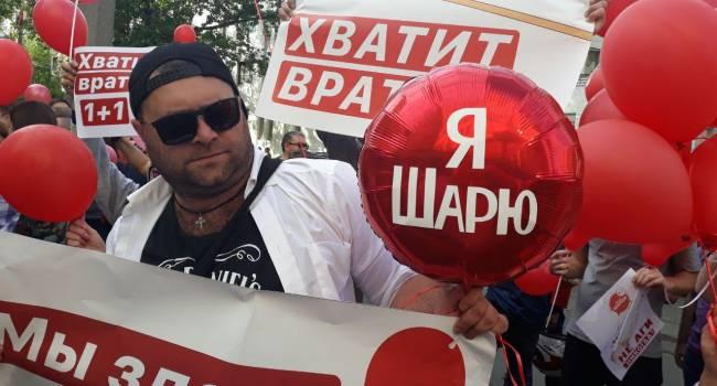 Журналист: знал, что патриотически настроенным поклонникам Зеленского придется переходить к Пороху, но Москва ускоряет процесс