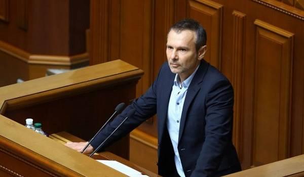Партия «Голос» лишила Вакарчука депутатского мандата