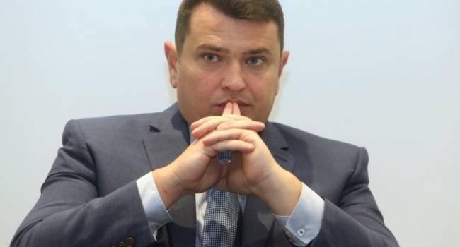 Политолог: по своим действиям Сытник напоминает Генпрокурора СССР Вышинского, прям один в один