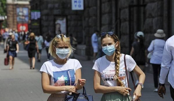 В Киеве резко снизился суточный прирост заражений коронавирусом