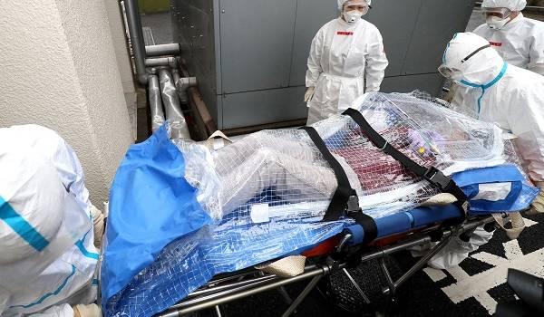 Одну из провинций Китая с населением 500 тысяч человек закрыли на жесткий карантин из-за новой вспышки коронавируса