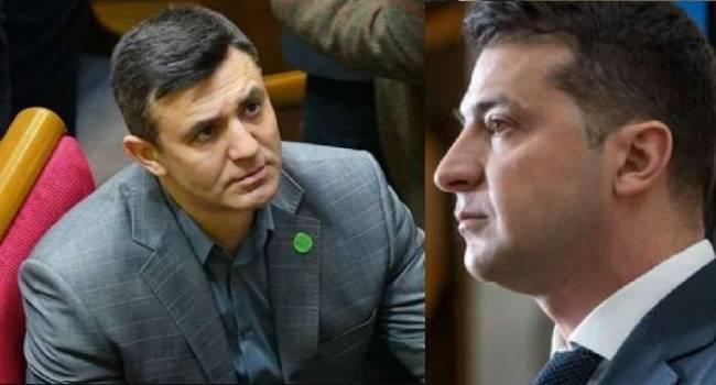 Зеленский – Тищенко: «Ты звезда? – Иди звезди!», - Гордон рассказал, как президента «взбесил» хозяин «Велюра»