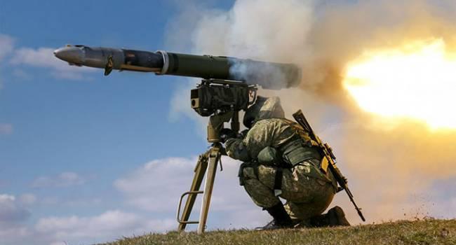 Боевики из ПТУРа расстреляли мирных жителей Северного
