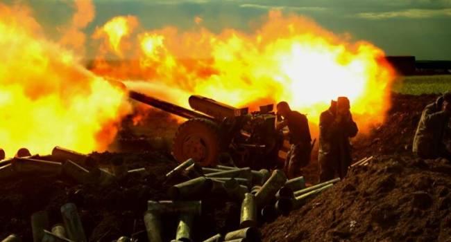 ВСУ попали под мощный артиллерийский обстрел боевиков. В ответ силы ООС уничтожили наемников
