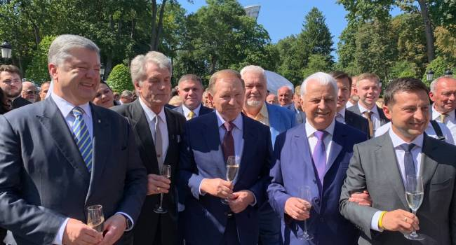 Головачев: и Ющенко, и Порошенко, а теперь вот и «нынешний клоун» - все они начинали свое президентство с популистских фантазий об инновационной Украине