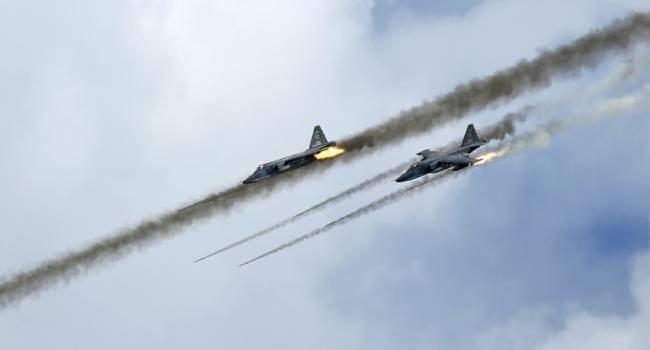 Сразу 10 истребителей ВКС России у берегов Крыма «атаковали» американский военный корабль