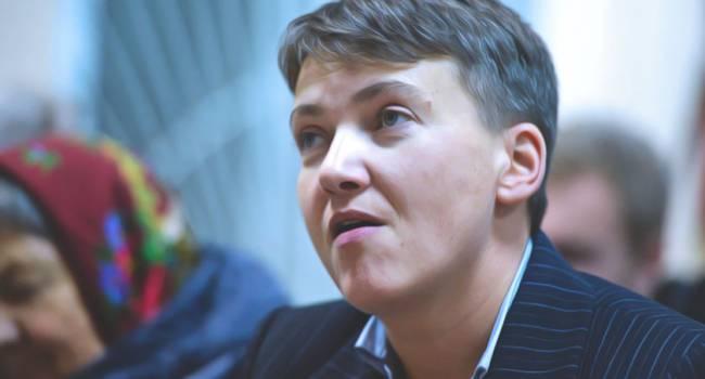 Савченко: Зеленскому нужно было сажать тех, кого не любит народ в тюрьмы и большой пламенный привет Европе