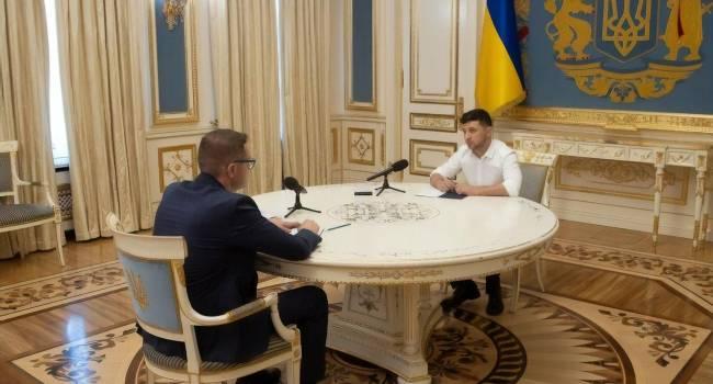 Бутусов: После того, как власть в Украине сменится, Зеленскому придется давать показания, а Баканов пойдет под суд