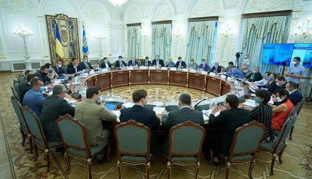 Под руководством Зеленского состоялось первое заседание совета реформ