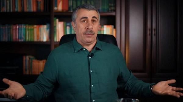 Усиление карантина в Украине: доктор Комаровский жестко прошелся по решению власти