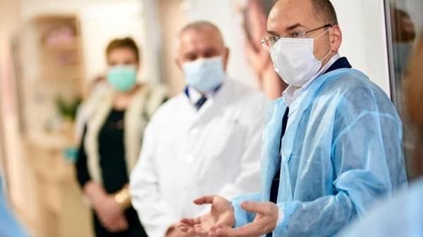 Степанов о ситуации с коронавирусом в Украине: готовимся к худшему варианту