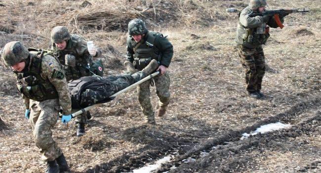 За минувшие сутки ВСУ на Донбассе потеряли 4 человек