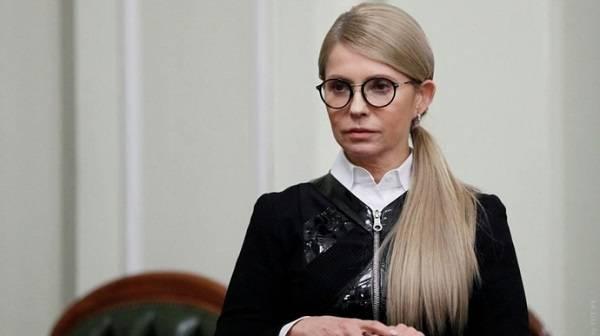 «Может шокировать разве что мелочами»: Тимошенко дала оценку опубликованной якобы беседе Порошенко с Путиным